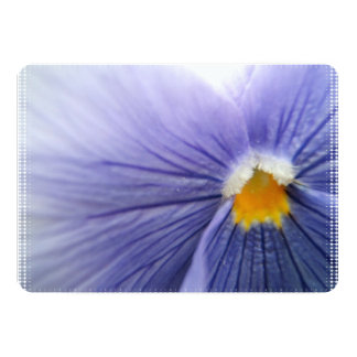 pansy-24.jpg 13 cm x 18 cm invitation card