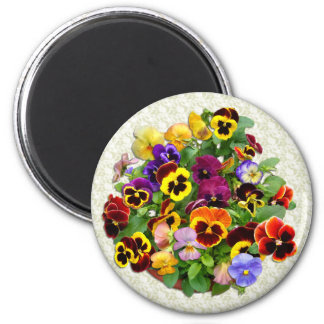 PANSY BEAUTY~ Magnet