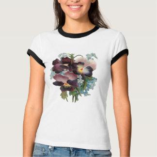 Pansy Bouquet T-Shirt