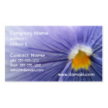 Pansy Business Card