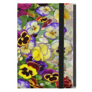 Pansy Cascade ~ iPad Mini Case