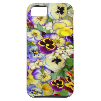 Pansy Cascade iPhone 5 Covers