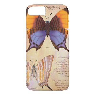 Pansy Daggerwing Butterfly iPhone 7 Case