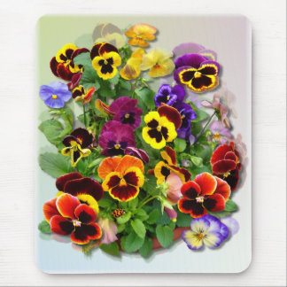 PANSY DELIGHT ~ Mousepad