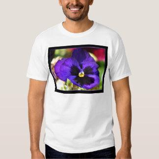 Pansy Flower Shirts