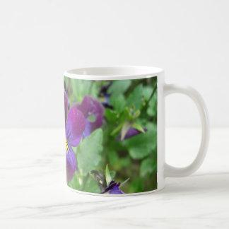 Pansy Mugs