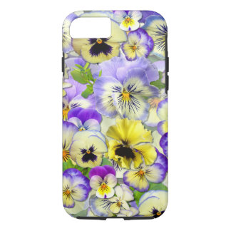 pansy pastel ~ iphone 4 case # 3