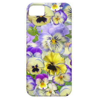 Pansy Pastel ~ iphone 5 Case