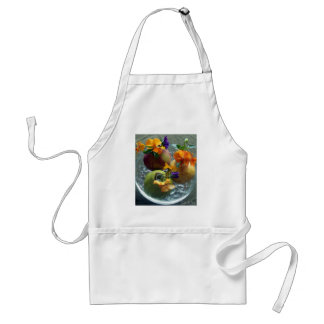 """Pansy Pears"" Apron"