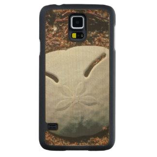 Pansy Shell Urchin (Echinodiscus Bisperforatus) Maple Galaxy S5 Case
