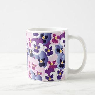 Pansys sulk coffee mug