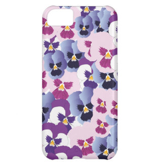 Pansys telephone hoesje iPhone 5C case