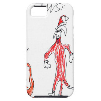 Pant-O-Claws iPhone 5 Cover