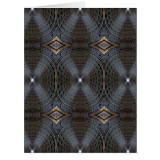 Pantheon Oculus Symmetry Tiled Pattern Cards