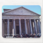Pantheon, Rome, Italy Mousepads