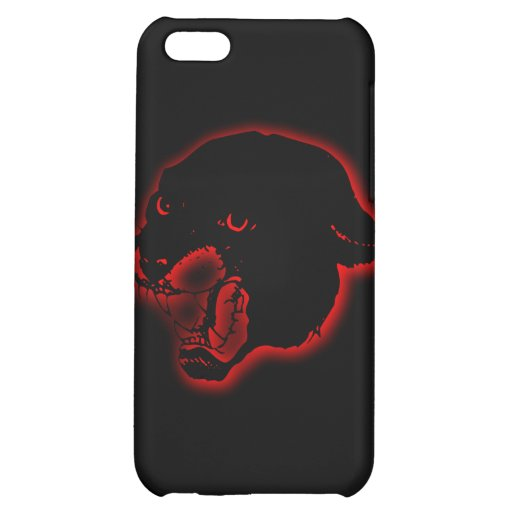 Panther black panther wild cat wild animal kingdom cover for iPhone 5C