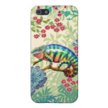Panther Chameleon in Jungle iPhone 5/5S Case