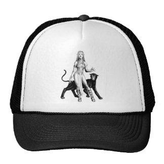 panther-clip-art-1 mesh hats