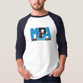 Panther Dad Baseball T T-Shirt