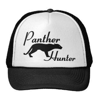 Panther Hunter Trucker Hats