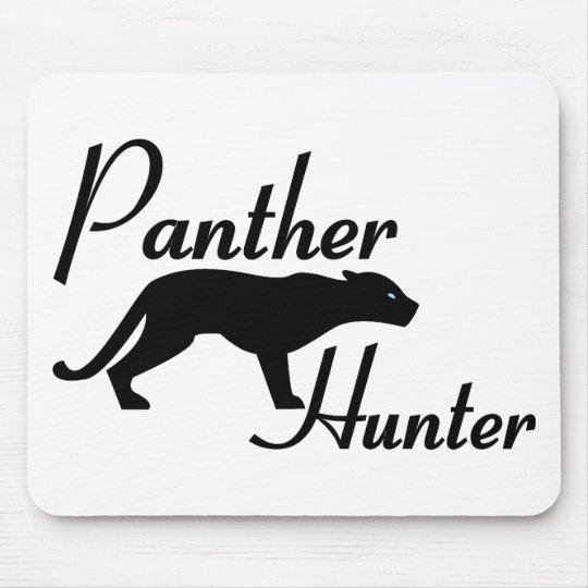 Panther Hunter Mouse Mat