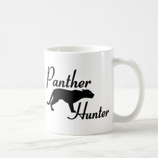 Panther Hunter Mugs