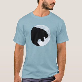 panther in moonlight T-Shirt