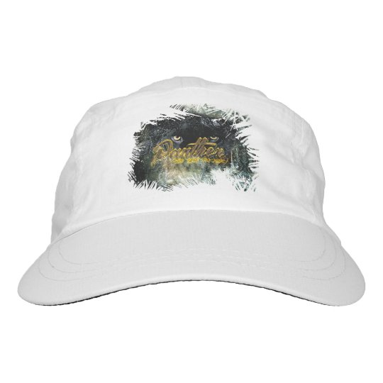 """Panther on the Prowl"" Hat"