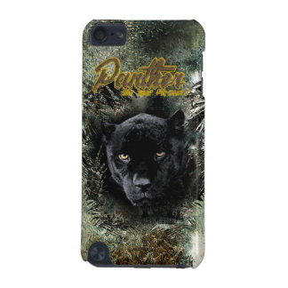 """Panther on the Prowl"" iPod Touch 5G Cover"
