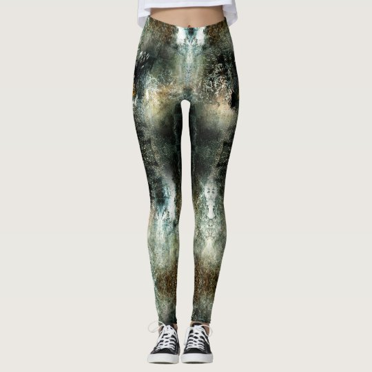 """Panther on the Prowl"" Leggings"