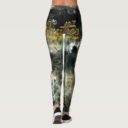 """""""Panther on the Prowl"""" Leggings"""