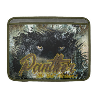 """""""Panther on the Prowl"""" MacBook Sleeve"""