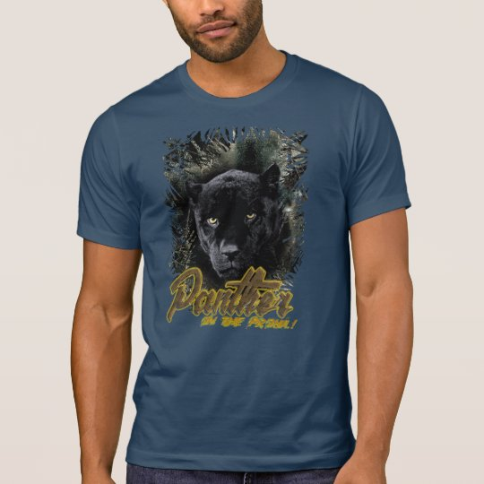 """""""Panther on the Prowl"""" T-Shirt"""