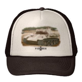 Panther tank hat