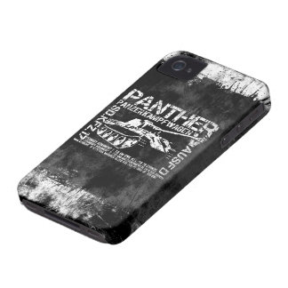 Panther Tank iPhone 4 Case-Mate Case