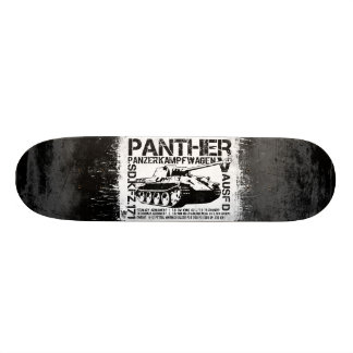 Panther Tank Skate Board Decks