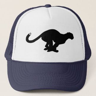 Panther Trucker Hat