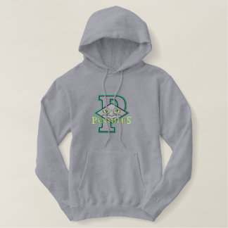 Panthers Applique Embroidered Hooded Sweatshirts