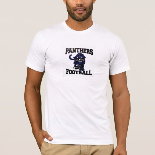 panthers football gear T-Shirt