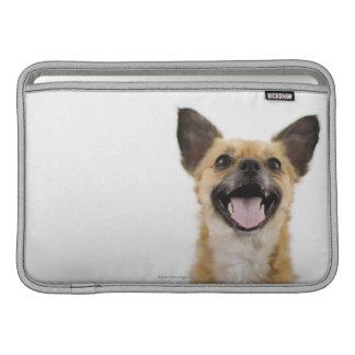 Panting dog MacBook sleeve