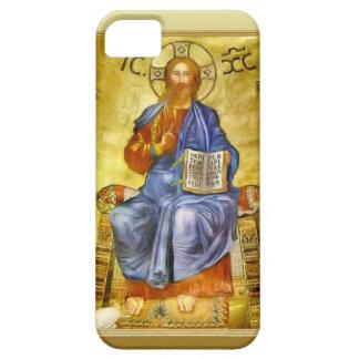 Pantokrator iPhone 5 Cases