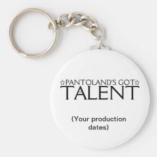 Pantoland s Got Talent Memento Key Chains