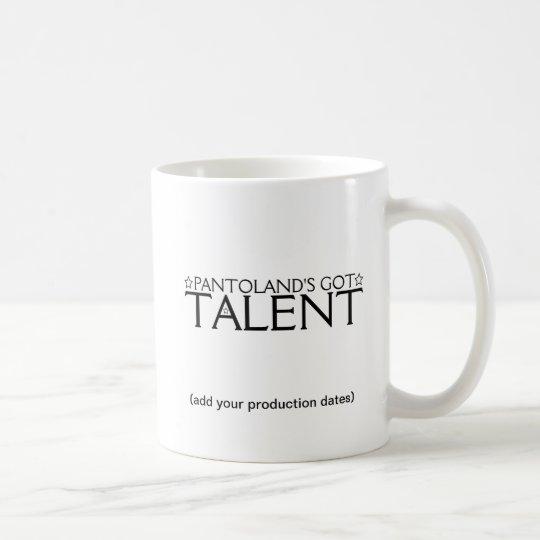 Pantoland's Got Talent photo memento mug