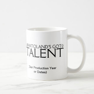 Pantoland's Got Talent Winner Mug