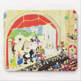 Pantomime Mouse Mat
