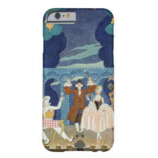 Pantomime Stage, illustration for 'Fetes Galantes' Barely There iPhone 6 Case