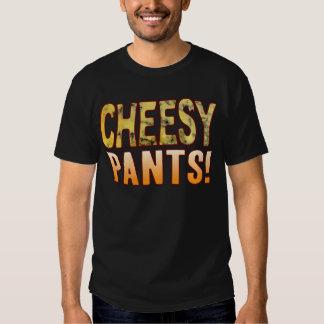 Pants Blue Cheesy Shirt
