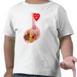 PANza llena, corazón contento T Shirt