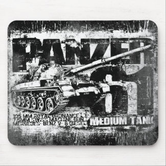 Panzer 61 Mouse Pad
