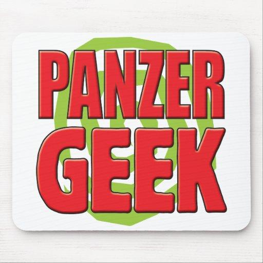 Panzer Geek Mousepads